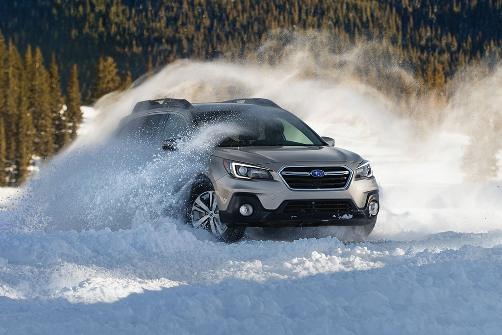 Lease the Capable 2019 Subaru Outback in Bay City
