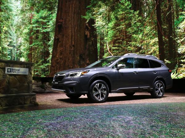 Adventurous 2020 Subaru Outback Revealed