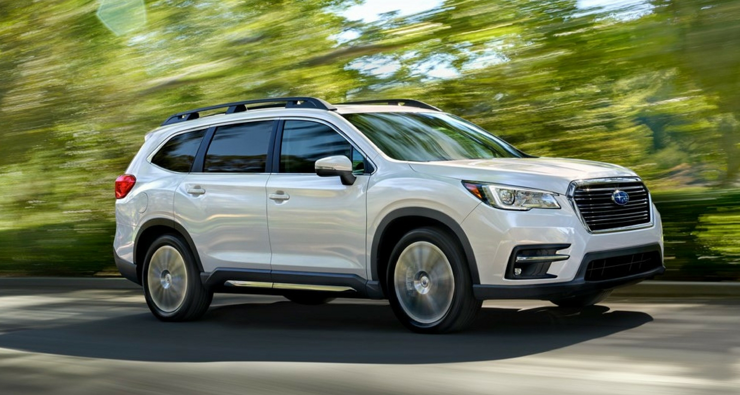 Feature-Filled 2019 Subaru Ascent For Sale in Bay City