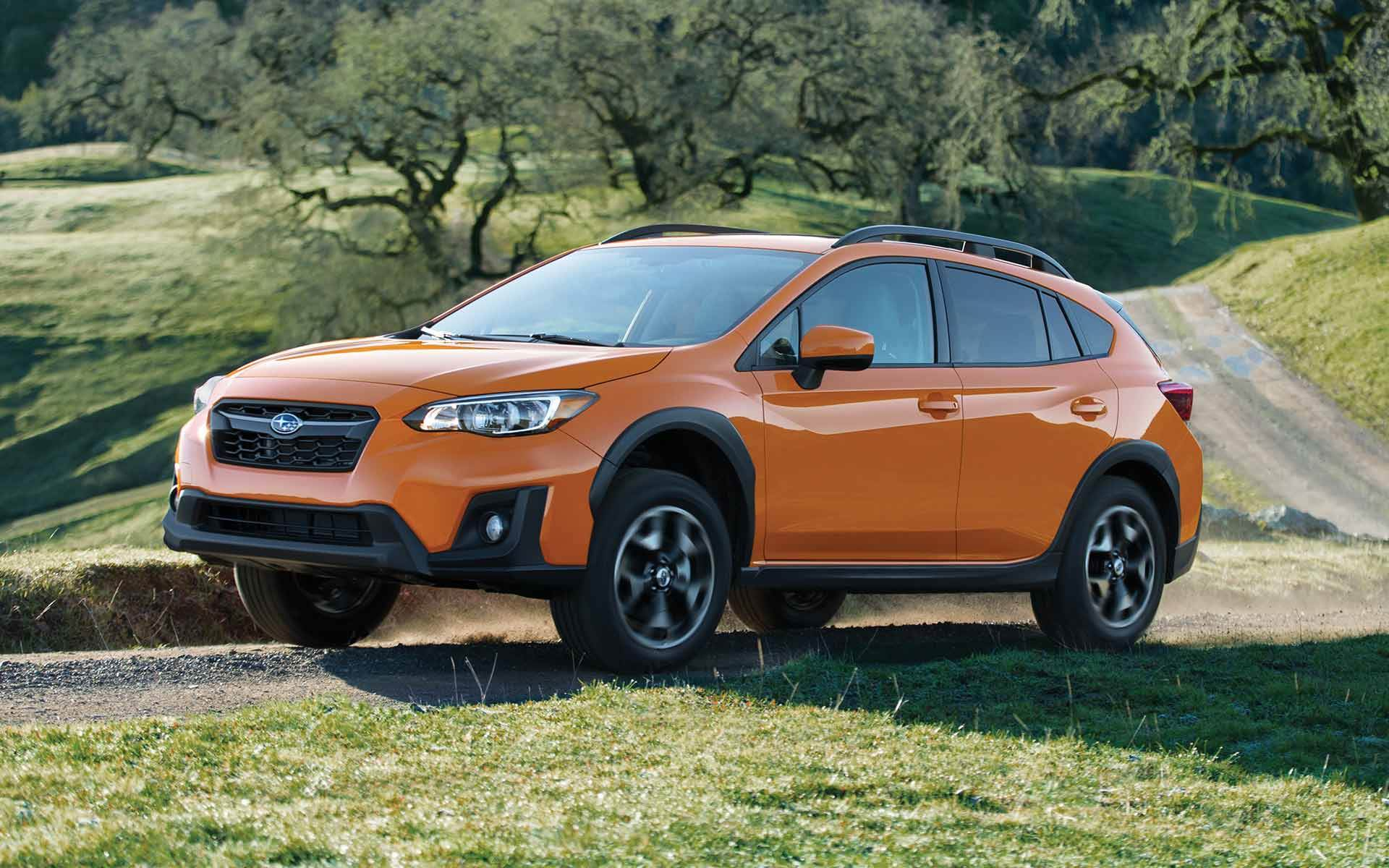 2019 Subaru Crosstrek safety features