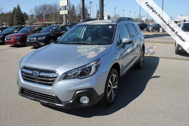 Rugged CPO 2019 Subaru Outback Limited For Sale in Bay City, MI