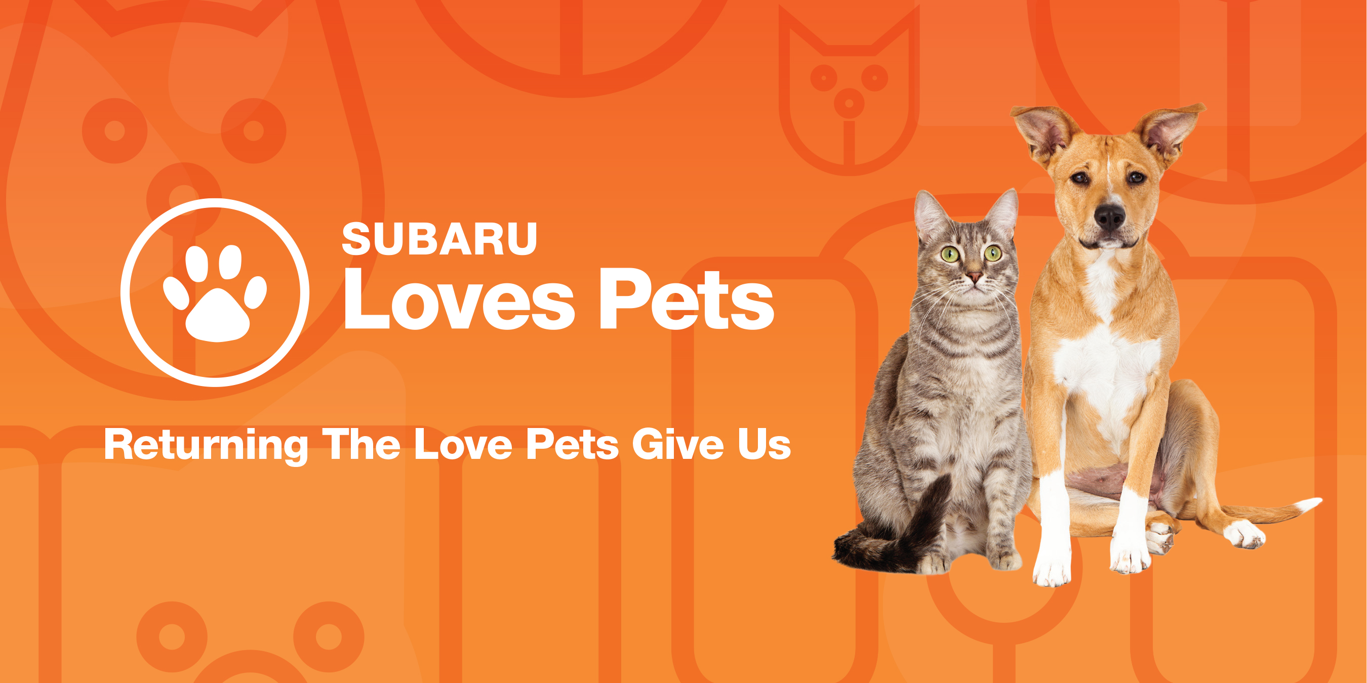 Thelen Subaru in Bay City Loves Pets!