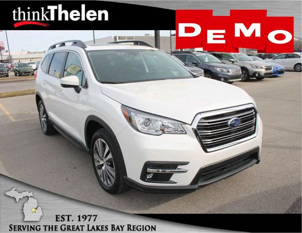 Spacious and Versatile 2020 Subaru Ascent Available at Thelen Subaru