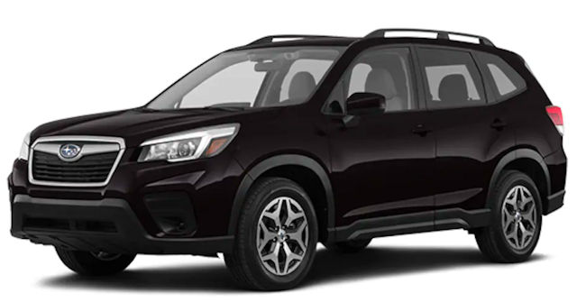 Choose the Capable 2020 Subaru Forester for Your Bay City Driving