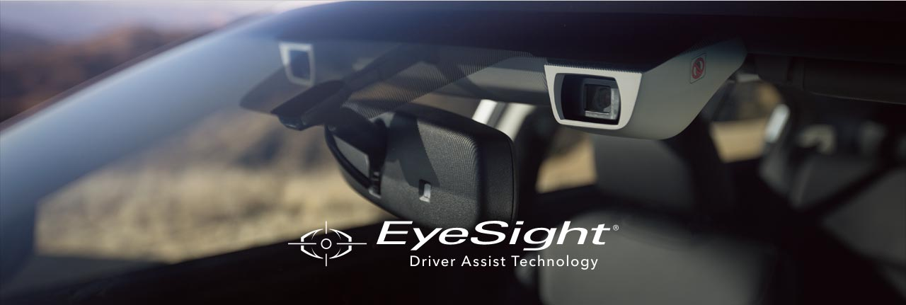 Drive With Confidence Thanks to the Subaru EyeSight Driver Assist Technologies