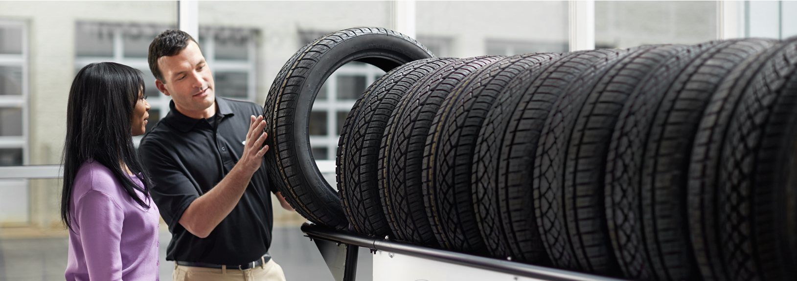 Get an Excellent Deal on New Tires for Your Snowy Winter Driving in Bay City