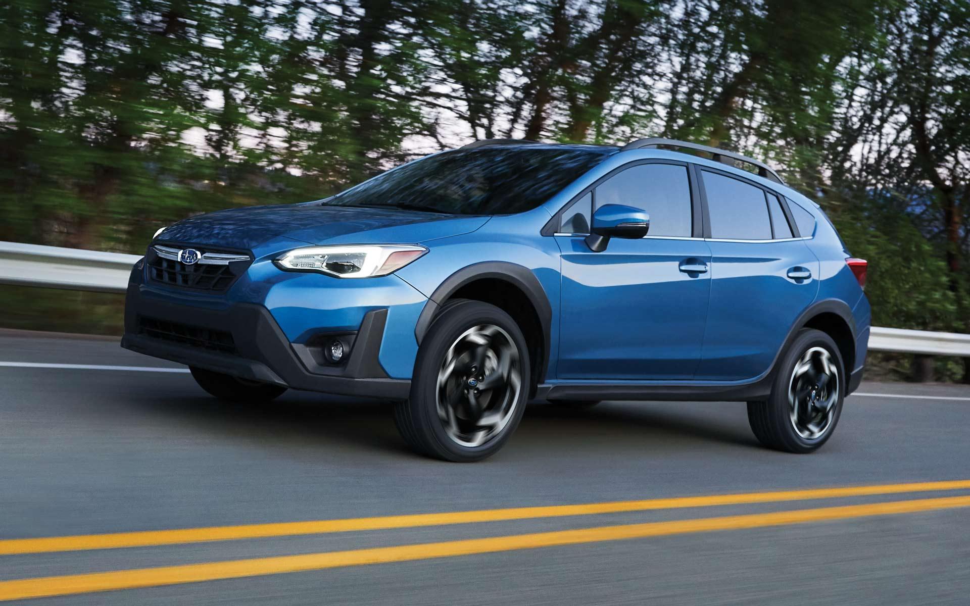 The New 2021 Subaru Crosstrek Is Both Safe and Adventure-Ready in Bay City, MI