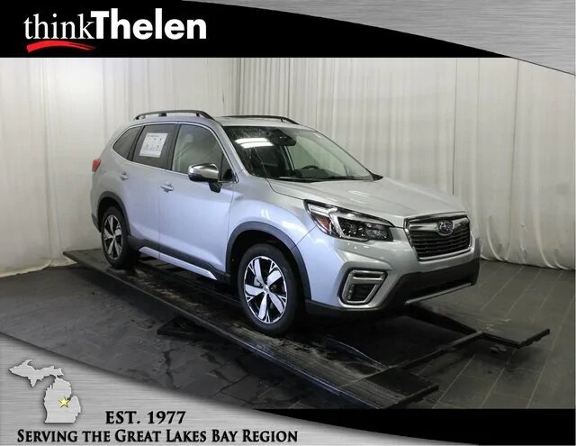 Get Ready for Michigan Road Trips this Spring with a 2021 Subaru Forester from Thelen Subaru in Bay City