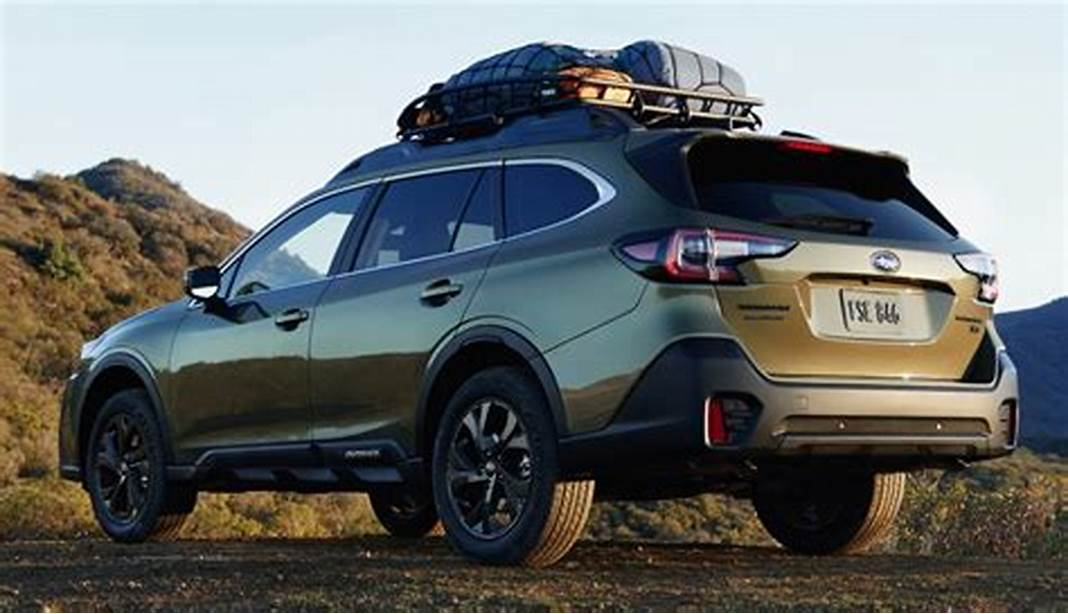 Enjoy Your Next Road Trip with a New 2021 Subaru Outback from Thelen Subaru in Bay City, MI