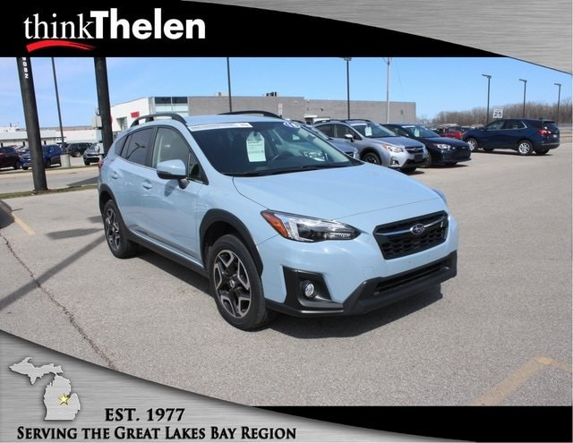 Drive Home a Certified PreOwned CPO Subaru from Thelen Subaru in Bay City, MI