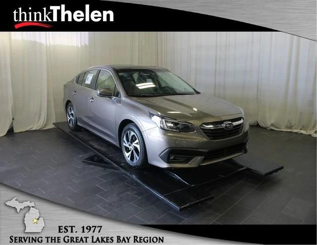 Sporty 2022 Subaru Legacy Sedan For Sale or Lease in Bay City, MI