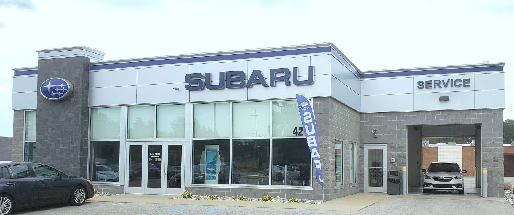New Service Bay and Specials at Thelen Subaru in Bay City, MI